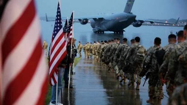 Американское издание: ВС США не способны сражаться с равноценным противником