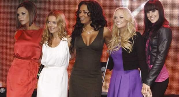 Spice Girls сейчас