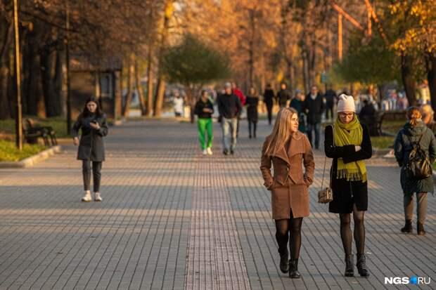 Пришло тепло из Казахстана: синоптики дали прогноз погоды в Новосибирске на три дня