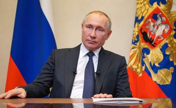 Песков анонсировал новое обращение Путина к россиянам