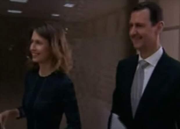 Президент Сирии и его жена заразились коронавирусом