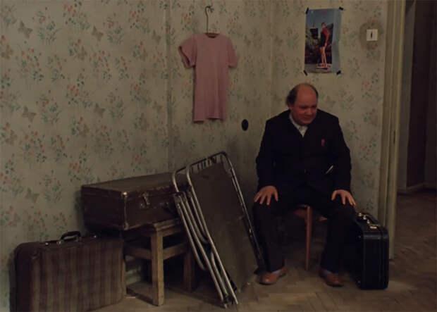 «Афоня». Мрачная тоска советской жизни.