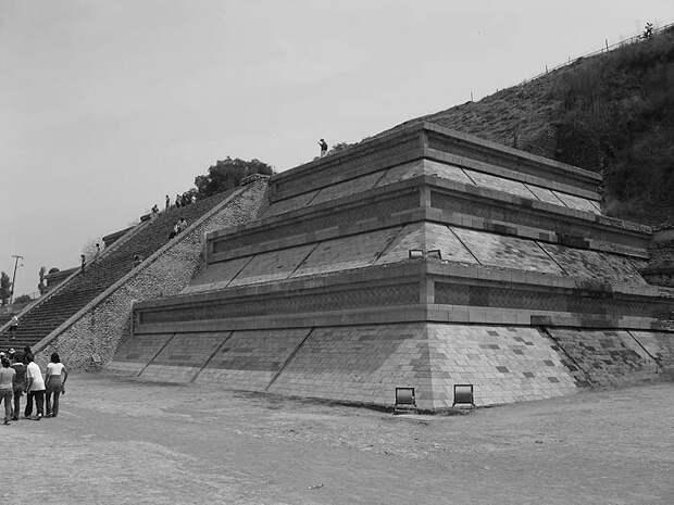 Тайна пирамиды Чолулы