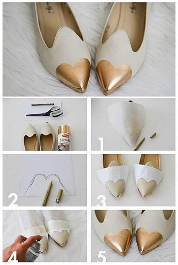 15 советов, которые помогут вдохнуть жизнь в поношенную или испорченную обувь