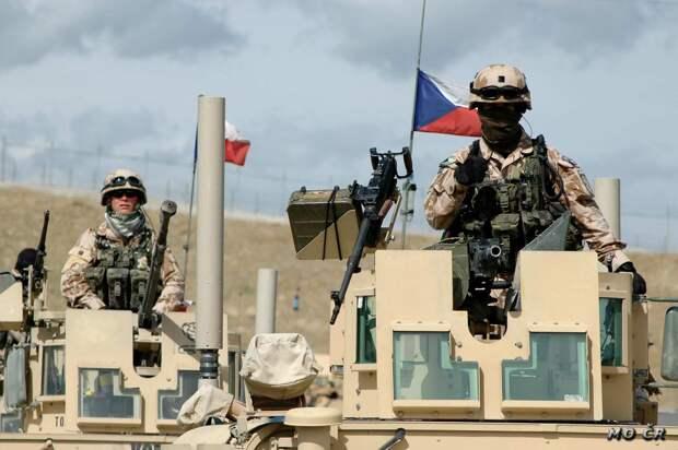 Армии НАТО: Чехия – солдаты воевать не любят, но дезертировать умеют