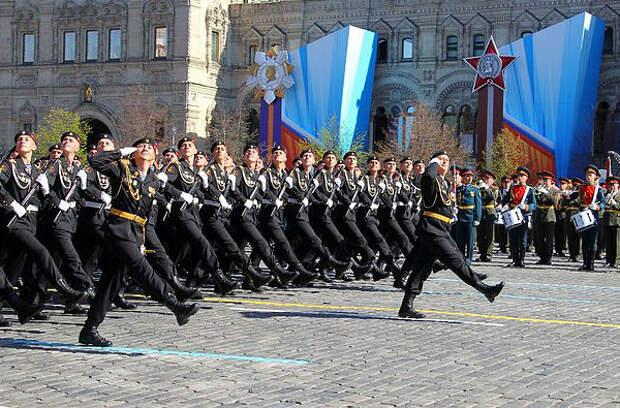 Россия поразила мощью на Параде Победы