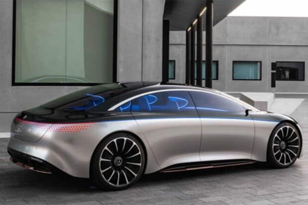 Mercedes ускорит переход на выпуск исключительно электрокаров