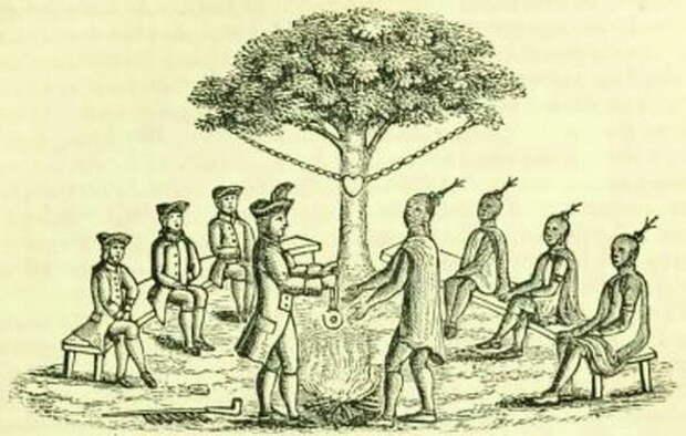 Почему Фенимор Купер не любил ирокезов