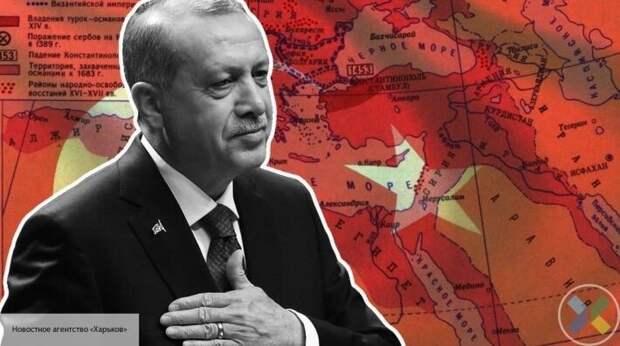 Перминов не исключил, что Эрдоган хочет возродить Османскую империю