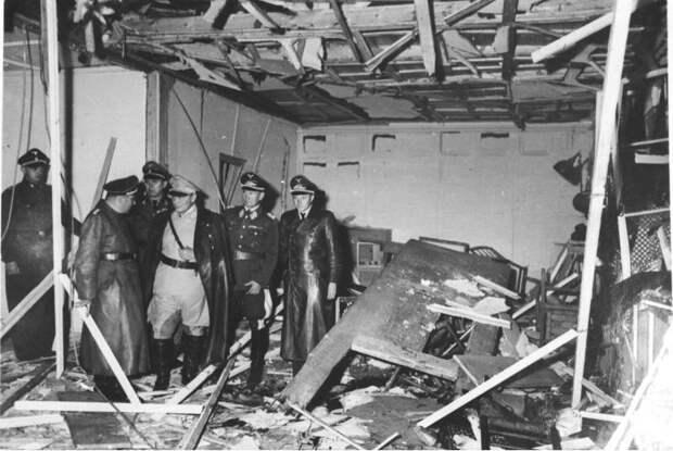 Заговорщики - не предатели (покушение на Адольфа Гитлера)
