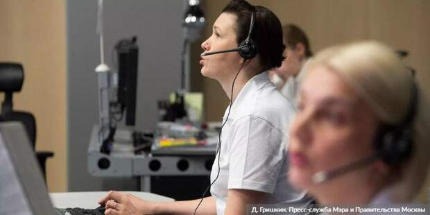 Сергунина: пользователи сервиса Russpass могут получить бесплатную консультацию по телефону. Фото: Д. Гришкин mos.ru