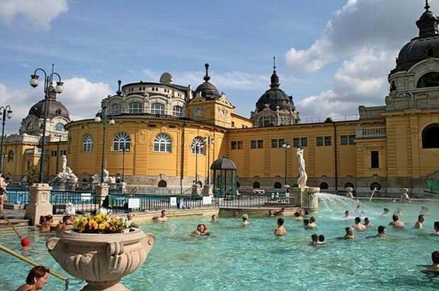 Венгрия. Термальные курорты