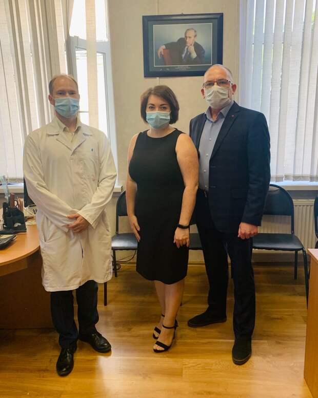 В ижевской ГКБ №2 назначили нового «антикризисного» главврача