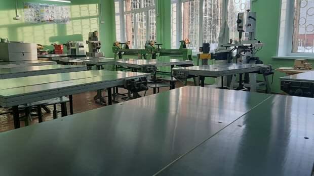 Станки, 3D-принтер и манекен: в мастерских школы №89 Ижевска появилось современное оборудование