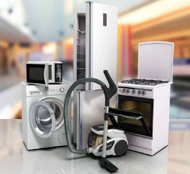 В России ожидается рост цен на бытовую технику и электронику