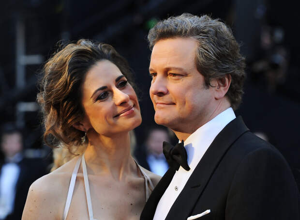 Колин Ферт расстался с женой после ее измены