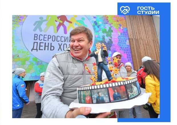 Комментатор Дмитрий Губерниев приедет на спортивный бал в Ижевск