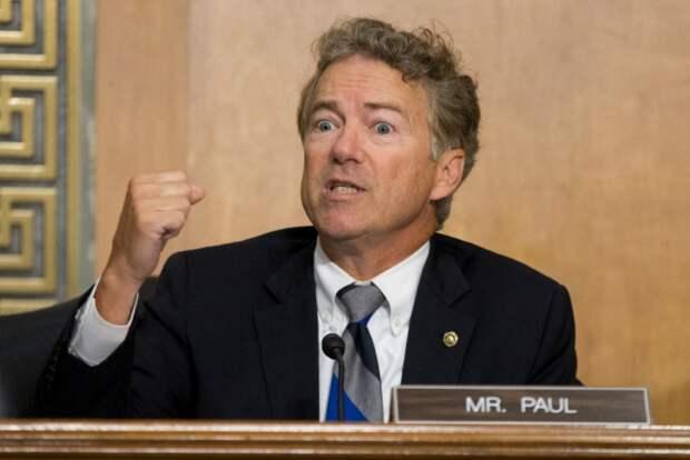 Сенатор Рэнд Пол - единственный здравомыслящий член Сената США, и вот почему