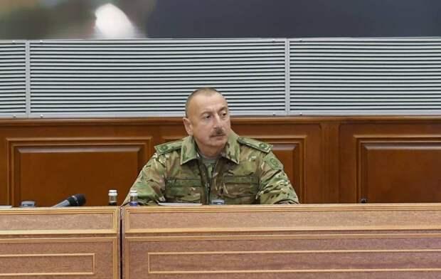 Отдаст ли Алиев приказ о штурме Степанакерта: размышления о «красных линиях»