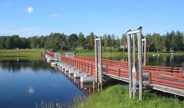 В Ростовской области ищут того, кто построит понтонный мост через Северский Донец