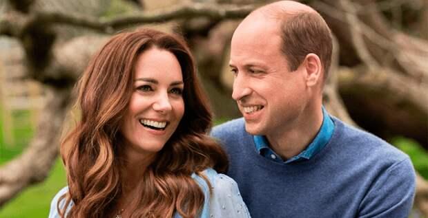 Кейт Миддлтон и принц Уильям празднуют 10 лет со дня свадьбы