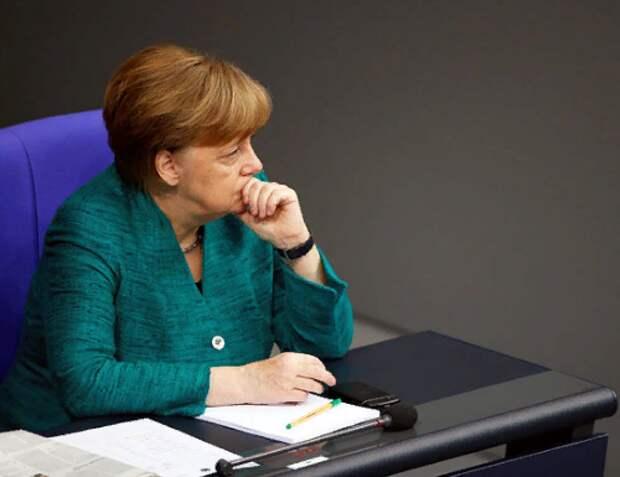 Меркель заявила о разочаровании Европы в США