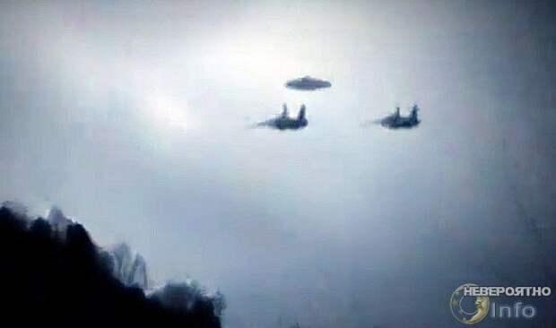Битва НЛО над Пермью
