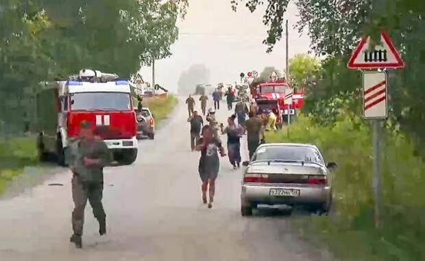 Россия горит и взрывается: Власть забыла про честность со своим народом