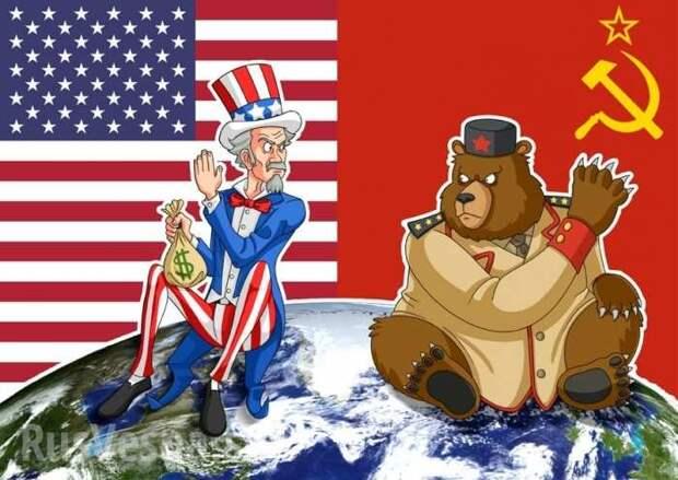 Запад сходит с ума от антироссийской истерии