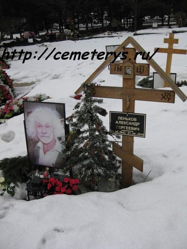 Александр Леньков. История жизни чудаковатого актёра