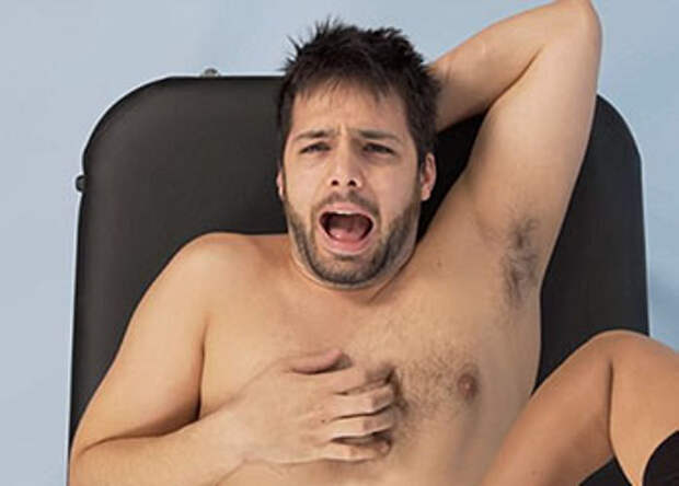 Больно мне, больно: как мужчинам делают эпиляцию зоны бикини