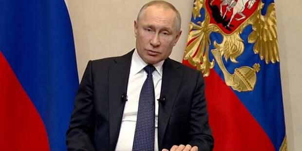 Путин озадачил губернаторов