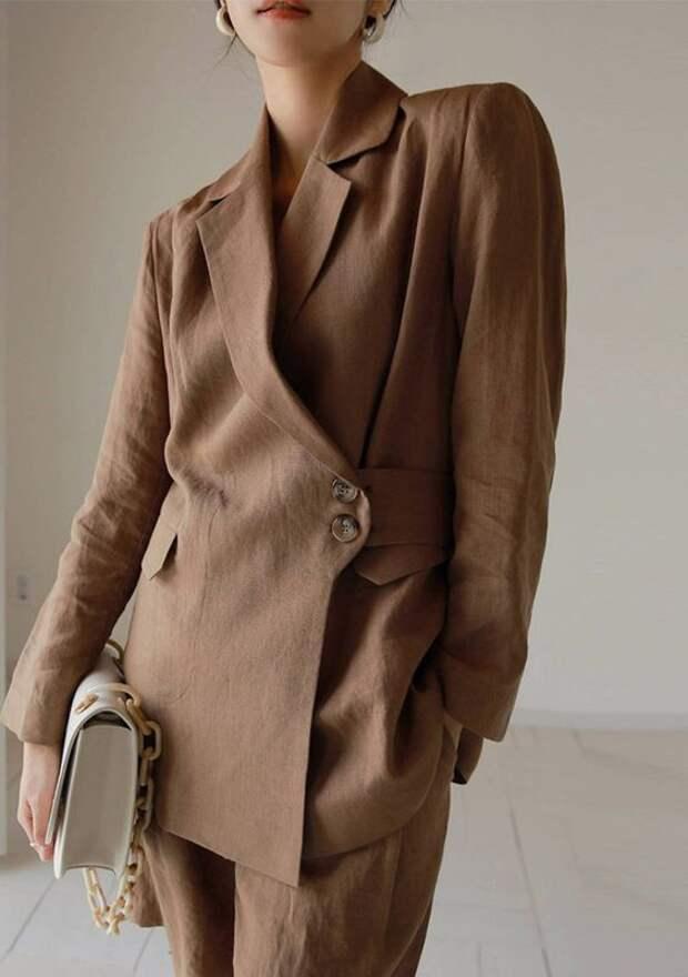 Приталенные жакеты и пальто