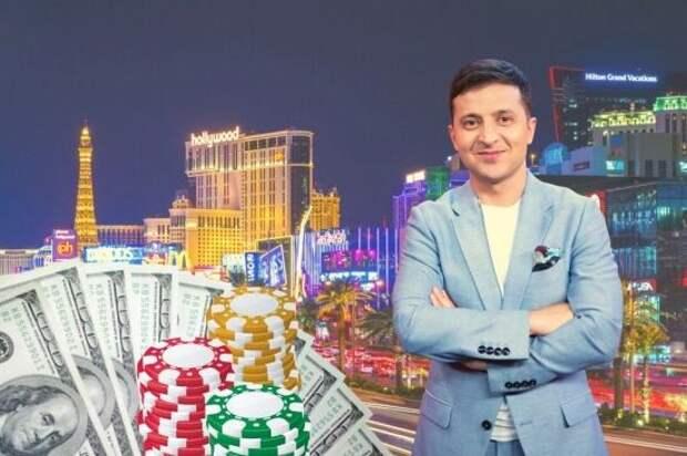 Легализация игорного бизнеса на Украине: кто пролоббировал в Раде законопроект о казино