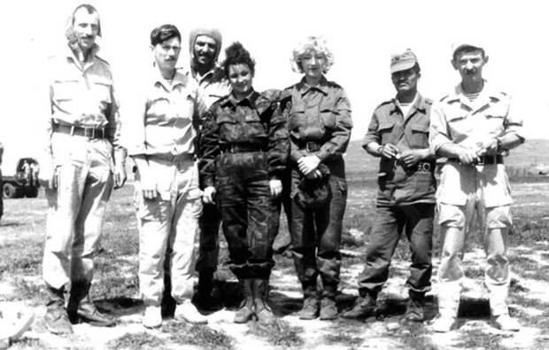 Как советские женщины участвовали в Афганской войне
