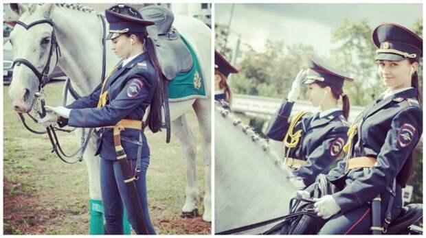 Японцы готовы нарушать законы ради русской девушки-полицейской