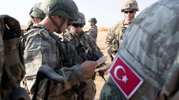 Турция перебрасывает силы на Украину для штурма Донбасса