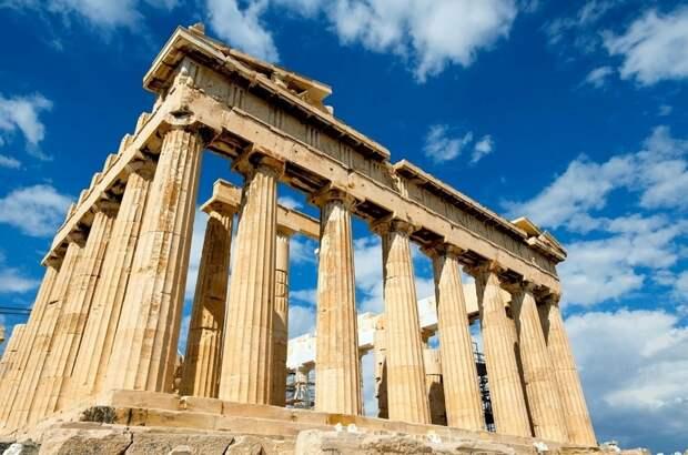 Грецию охватила аномальная жара
