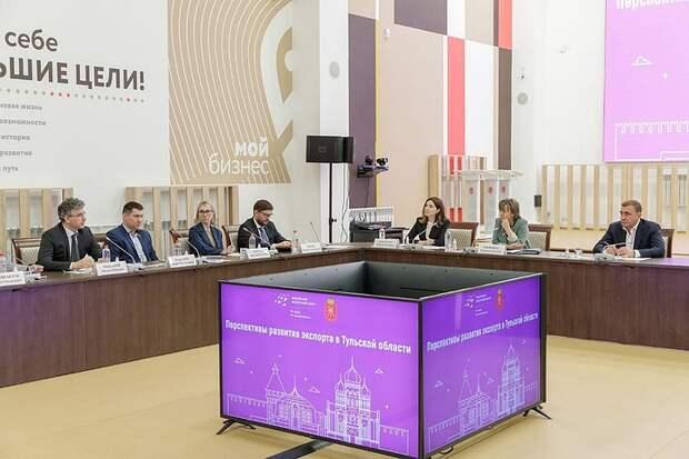 Губернатор Алексей Дюмин: «Программа «Экспортный форсаж» откроет тульским компаниям новые возможности для выхода на зарубежные рынки»