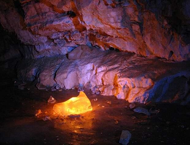 Очарование пещер