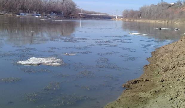 Четыре населенных пункта вОренбуржье отрезало водой от«большой земли»