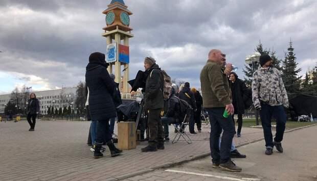 Остросюжетную мелодраму начали снимать в Подольске