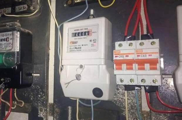 Дальэнергосбыт принимает показания приборов учета электроэнергии и горячей воды