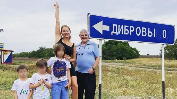 «Намаленьком плоту»: Дмитрий Дибров рассказал оботдыхе вРостовской области