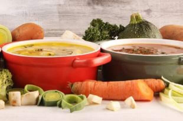 Зимнее первое. Рецепты согревающих супов для холодного дня