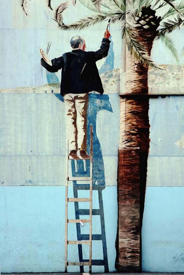 15 душевных работ стрит-арта
