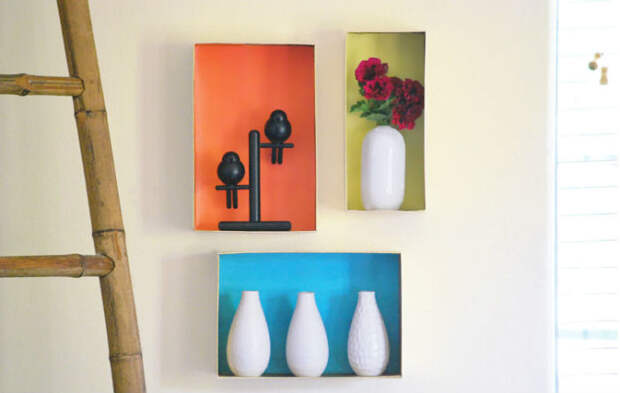Немного цвета и интерьер будет оформлен в стиле поп-арт. /Фото: storage.spatiulconstruit.ro