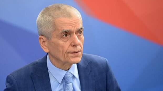 Онищенко рассказал о сроках второй волны COVID-19