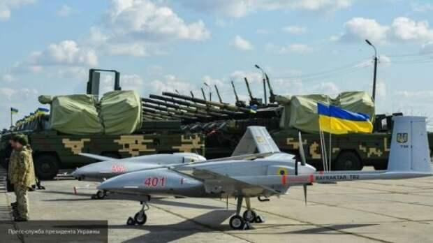 Удар с воздуха: беспилотник ВСУ сбросил мины на жилой район Донбасса