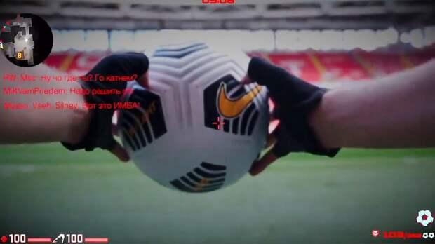 «Спартак» анонсировал переход Кокорина видео в стиле CS: GO с отсылкой к «Зениту»